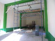 Побелка и ремонт цехов и складов и помещений