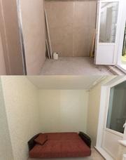 Косметический ремонт недорогой ремонт квартир.