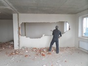 Демонтажные работы. Ремонт Домов Квартир и Помещений