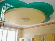 Натяжные потолки в квартиру,  частный дом в Кричеве