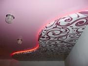 Натяжной потолок за 24 часа в Минске и районе