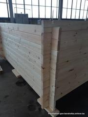 Изготовление деревянных срубов домов,  бань,  беседок